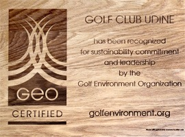 Eco-sustainable golf